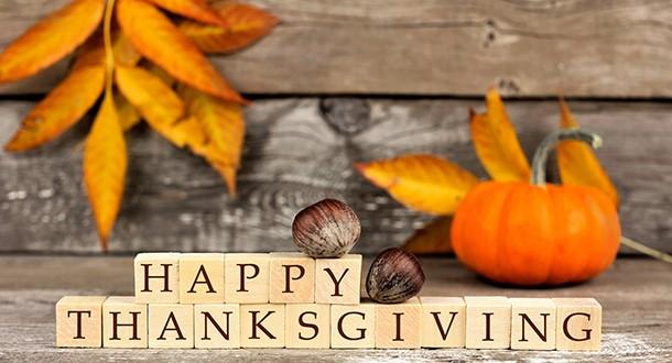 Happy Thanksgiving Forecast!