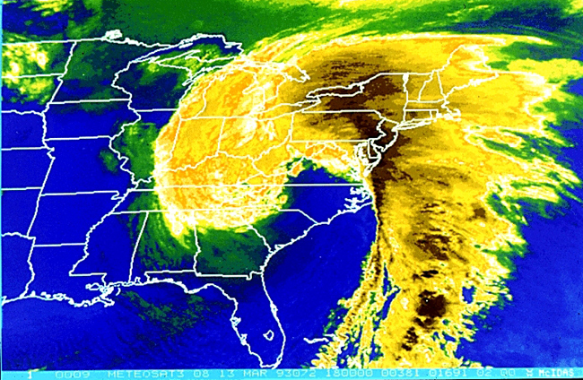 """Storm of the Century"" – 26 years ago"