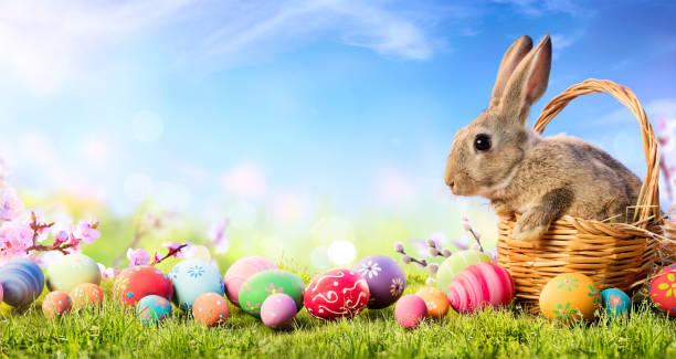 Warm Easter ahead