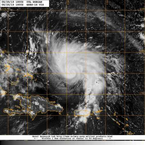 Hurricane Dorian, How It Formed, And What It Means