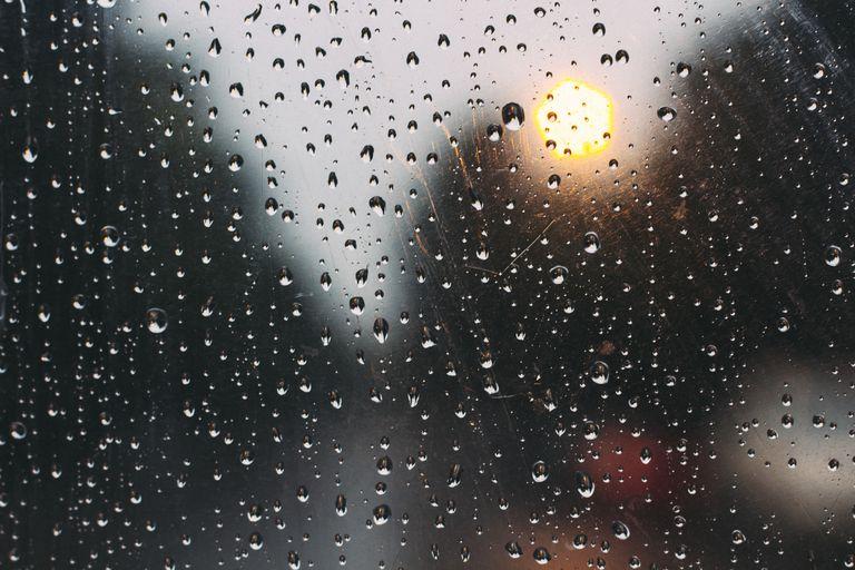 A Wet Monday Ahead