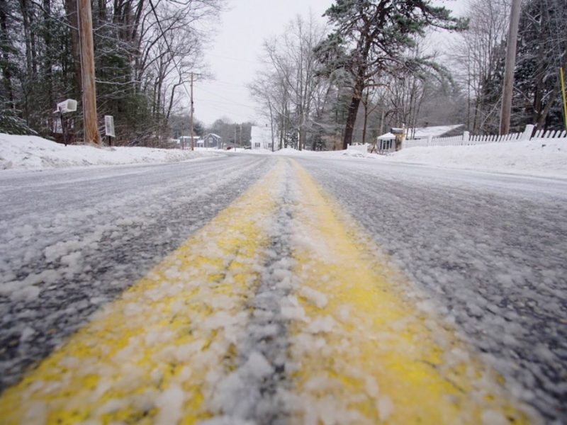 Holy sleet, that's ice! Snow way!! All you need to know, about all this winter weather!