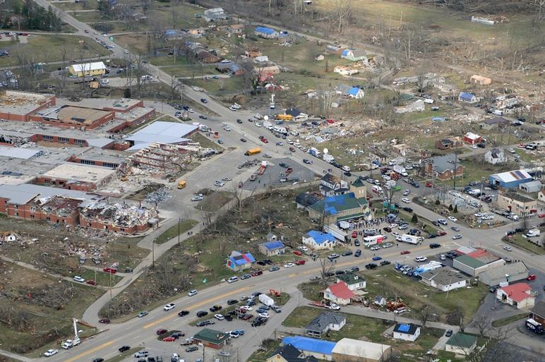 A Look Back: Henryville, IN Tornado
