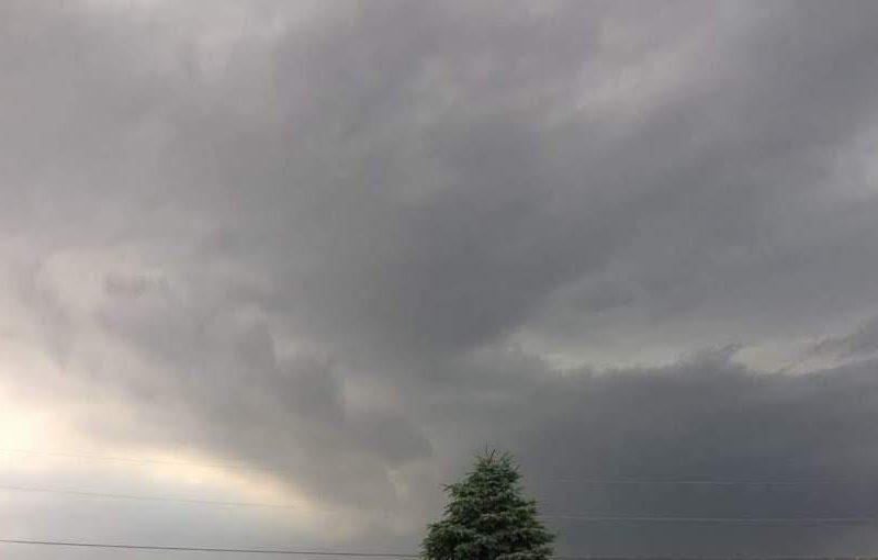 Overcast Wednesday