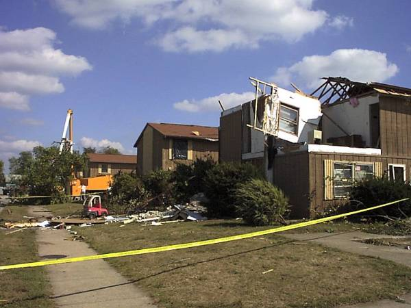 The Surprise September 2002 Tornado Outbreak in Indiana