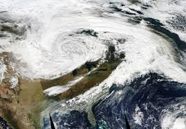 October 2010 North American Storm Complex