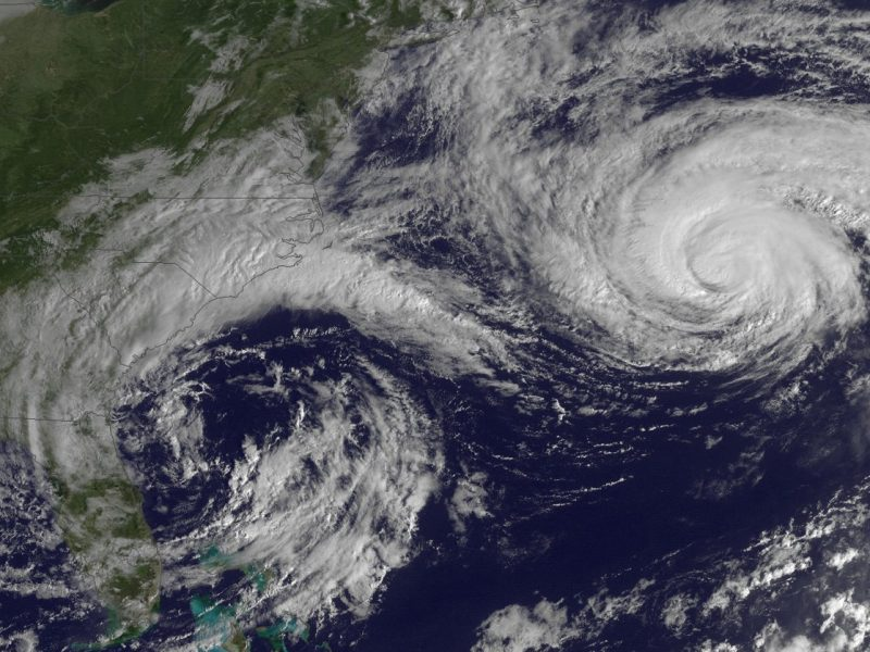 The October 2015 North American Storm Complex