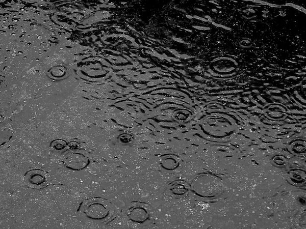 Varying temperatures with rain showers to come