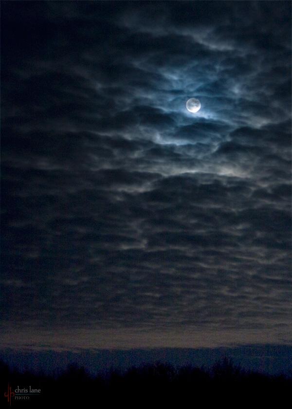 A frigid Night Ahead