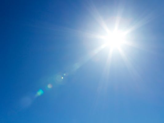 Warmest air of season ahead