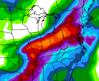 Flooding Potential this Weekend