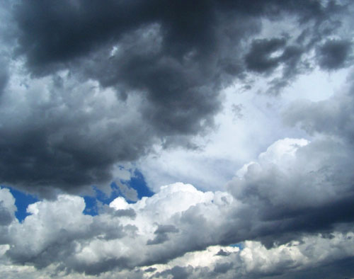 Rain and Wind on the Return