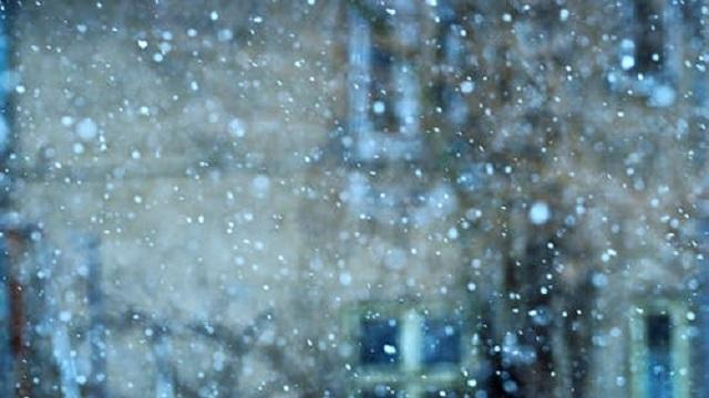 Rain to Snow This Afternoon