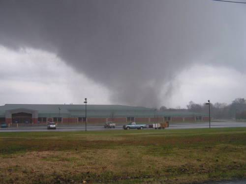 The Tornado Outbreak of November 15, 2005