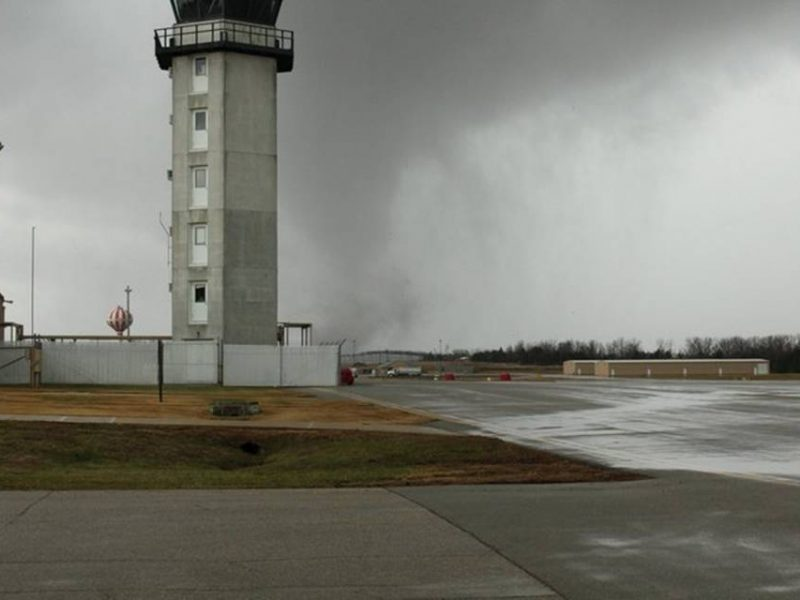 The New Years' Eve Tornado Outbreak of 2010