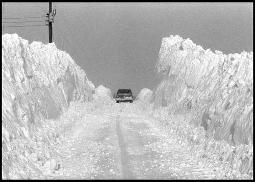 A Look Back at The Blizzard of 1978